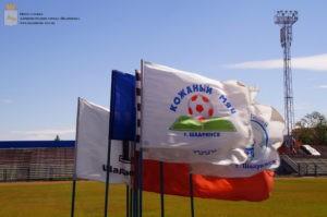 флаг Кожаный мяч