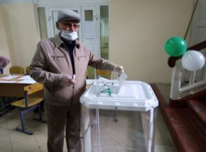 В Шадринске закрылись избирательные участки